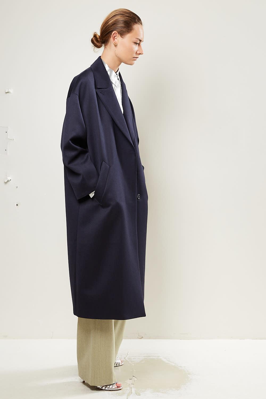 inDRESS - Wool coat