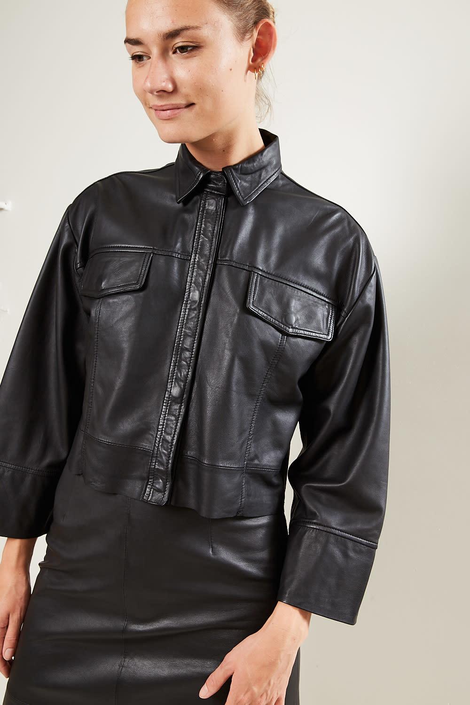 Humanoid Breez burnish jacket