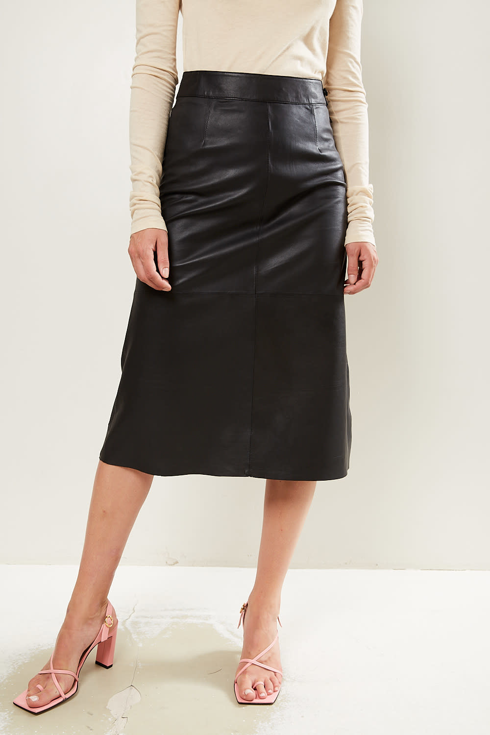 Humanoid Britts burnish skirt