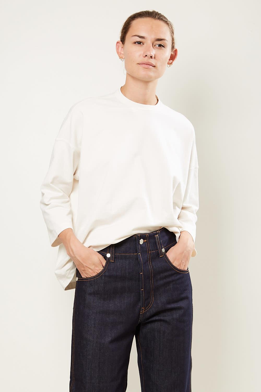 Sofie d'Hoore - Pollock cotton denim trousers