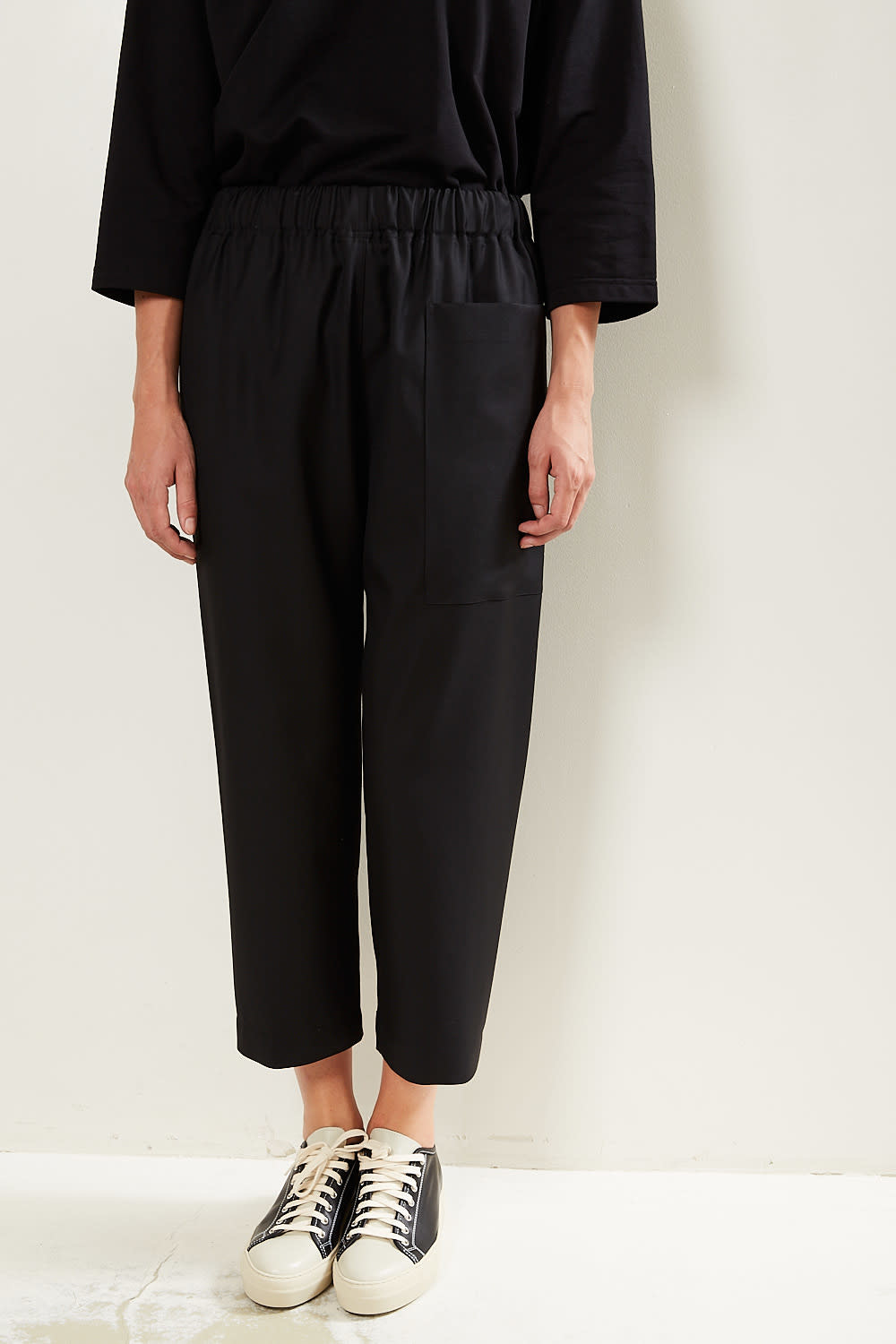 Sofie d'Hoore Punch superfine 110 wool trousers
