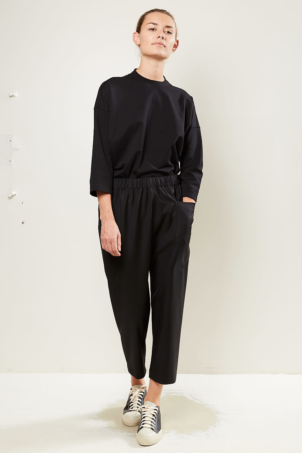 Sofie d'Hoore - Punch superfine 110 wool trousers