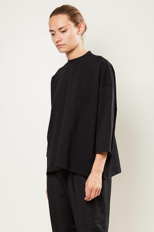 Sofie d'Hoore - Tissot fine cotton fleece top