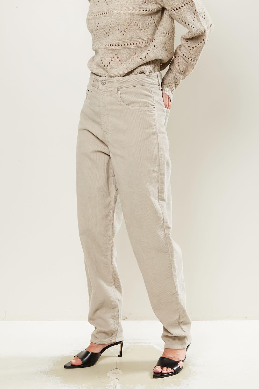 Etoile Isabel Marant Corsyv corduroy trousers
