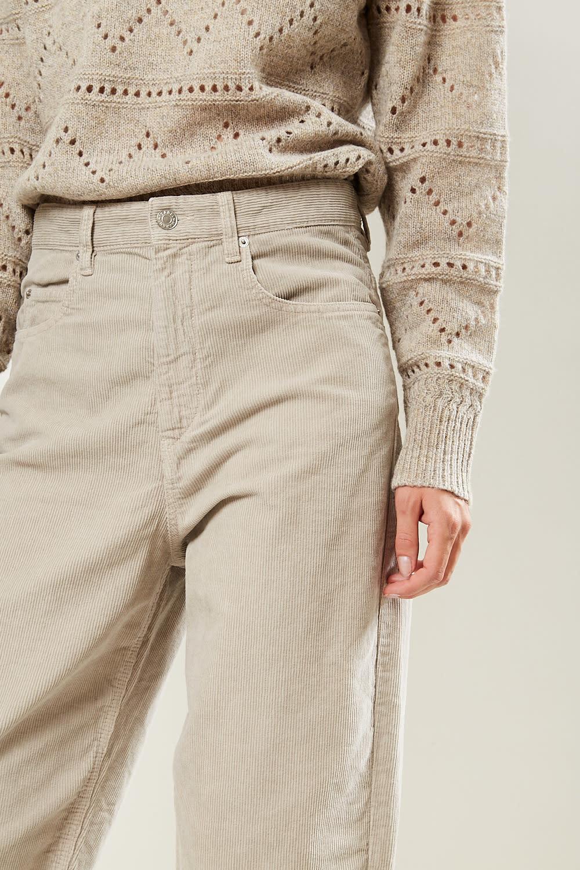Etoile Isabel Marant - Corsyv corduroy trousers