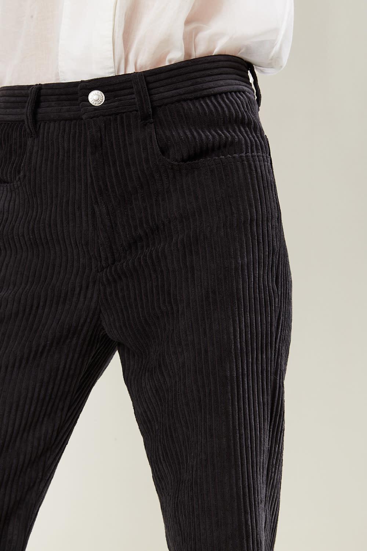 Etoile Isabel Marant Delvira velvet costard trousers
