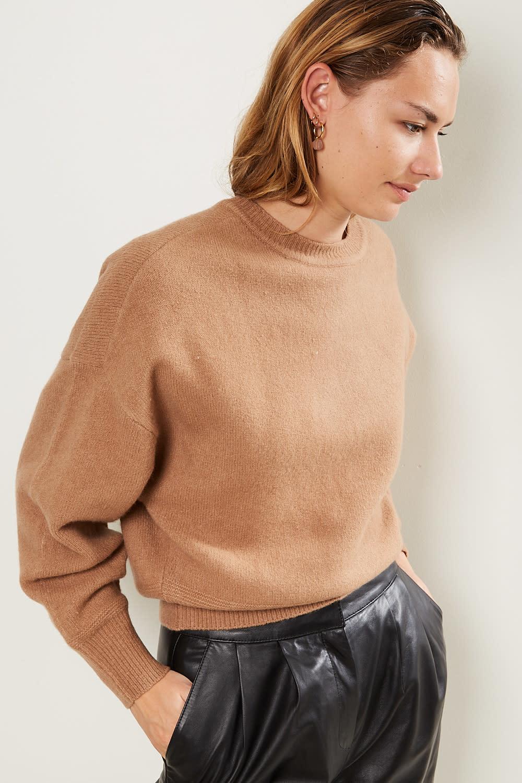 Etoile Isabel Marant - Duffy boiled knit sweater