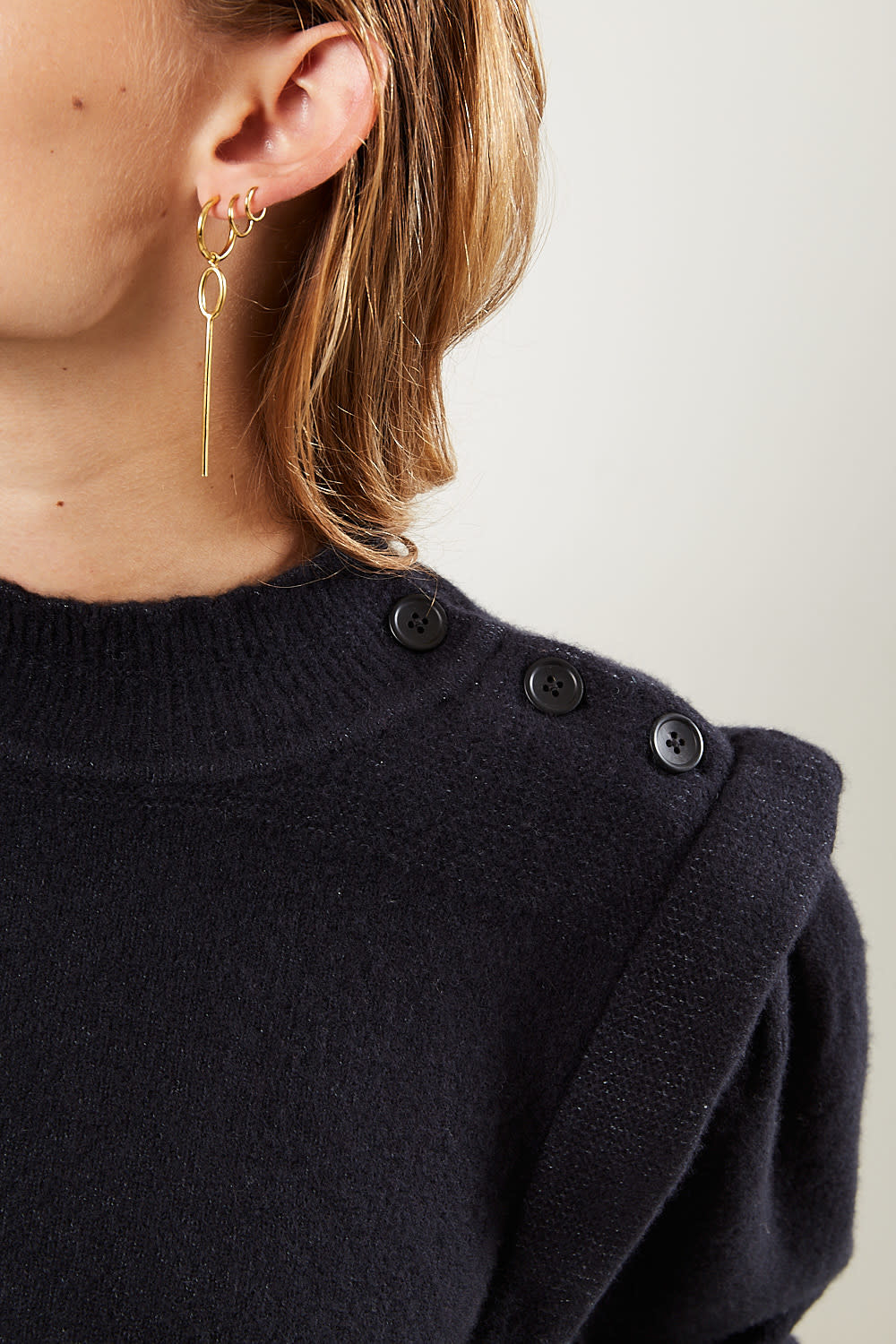 Etoile Isabel Marant - Meery boiled knit sweater