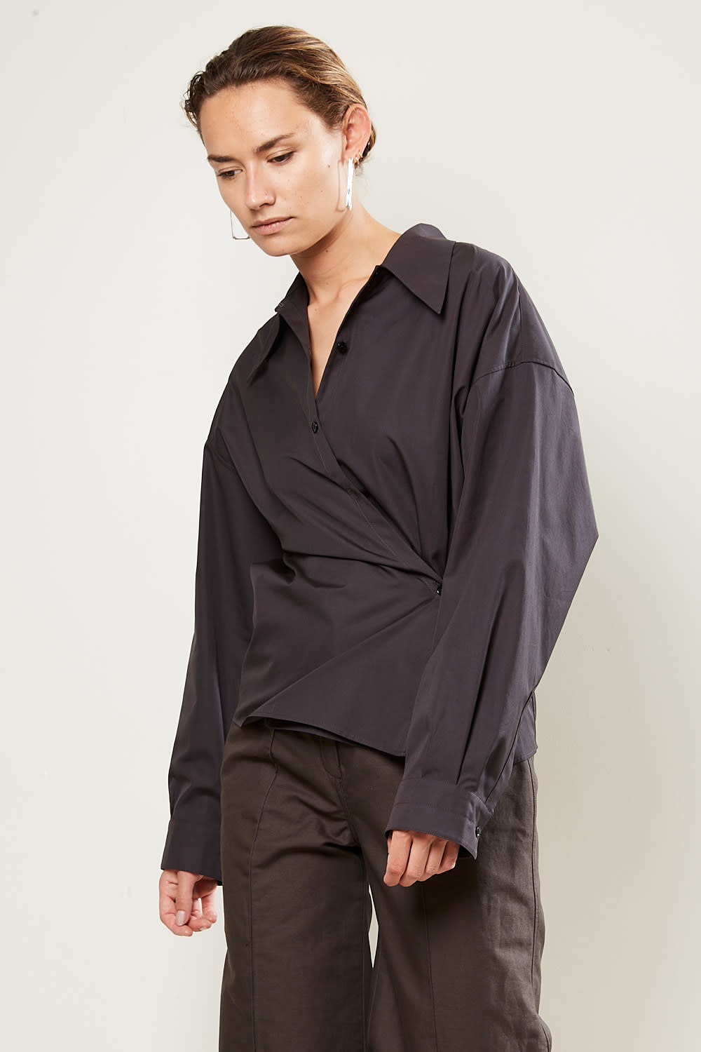 Lemaire - Twisted shirt