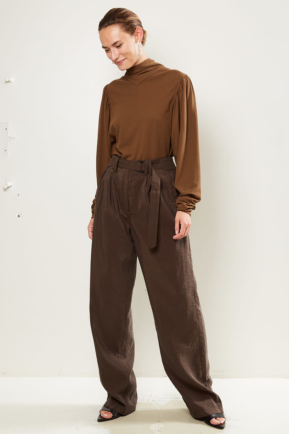 Lemaire - Loose pants