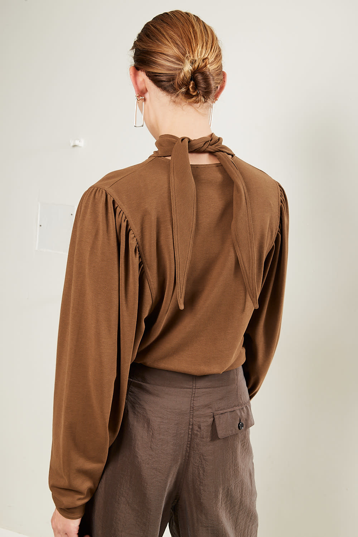 Lemaire - Foulard blouse