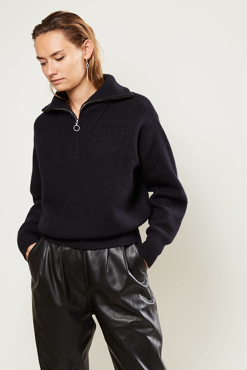 Etoile Isabel Marant Fancy boiled knit sweater