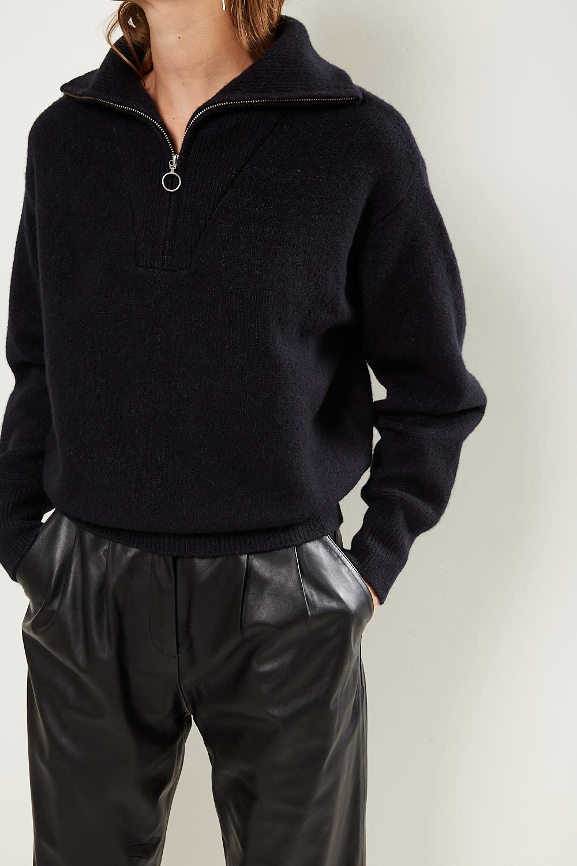 Etoile Isabel Marant - Fancy boiled knit sweater