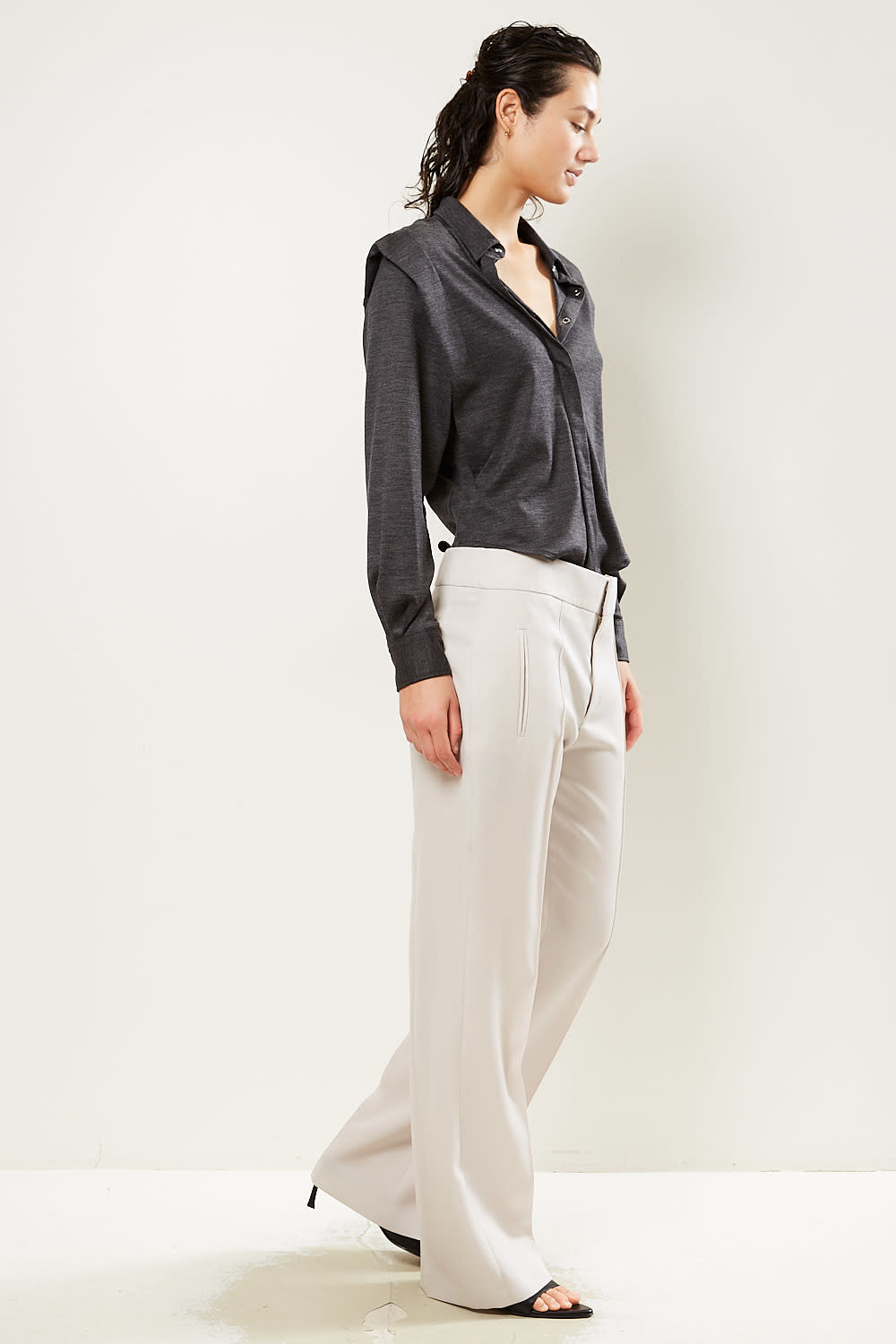 Isabel Marant - Lokia chic costard trousers