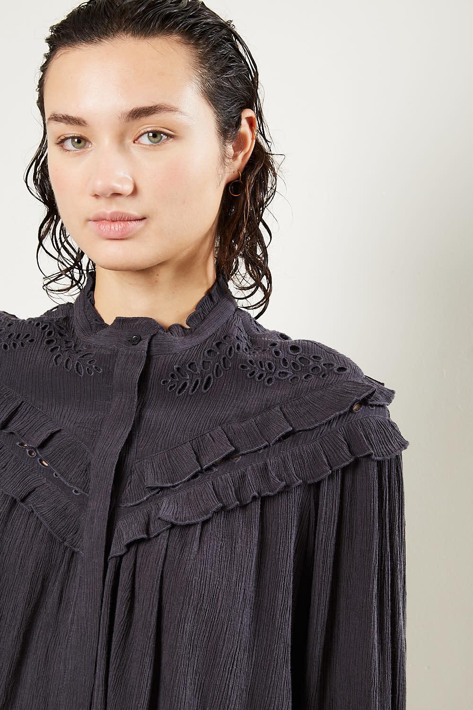 Etoile Isabel Marant - Izae light embroidered top