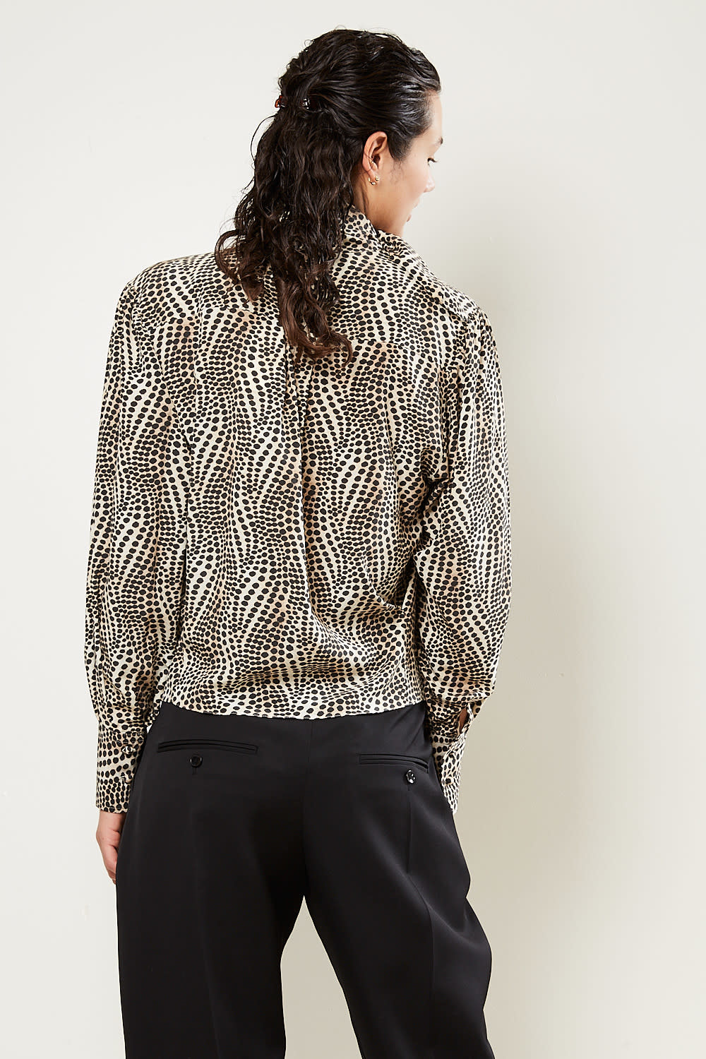 Isabel Marant - Ilkeith graphic stretch top