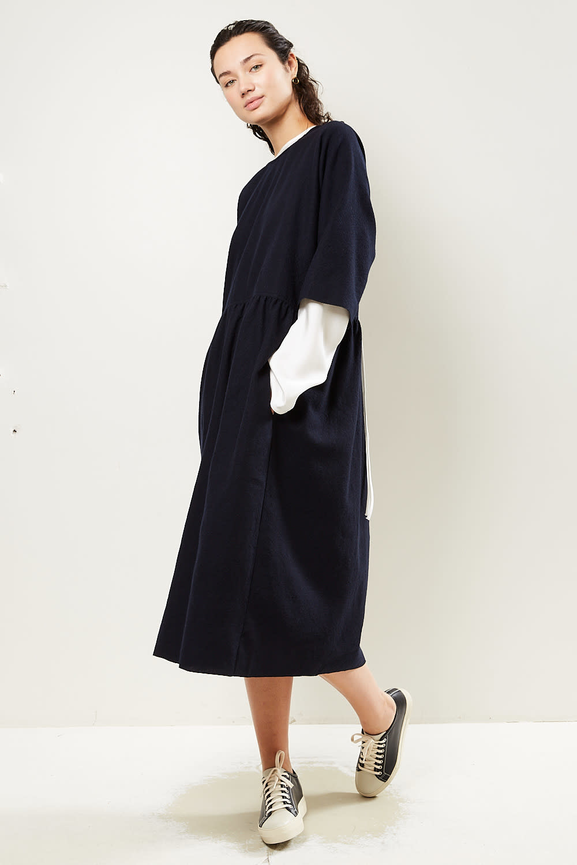 Sofie d'Hoore - Dix washed wool dress