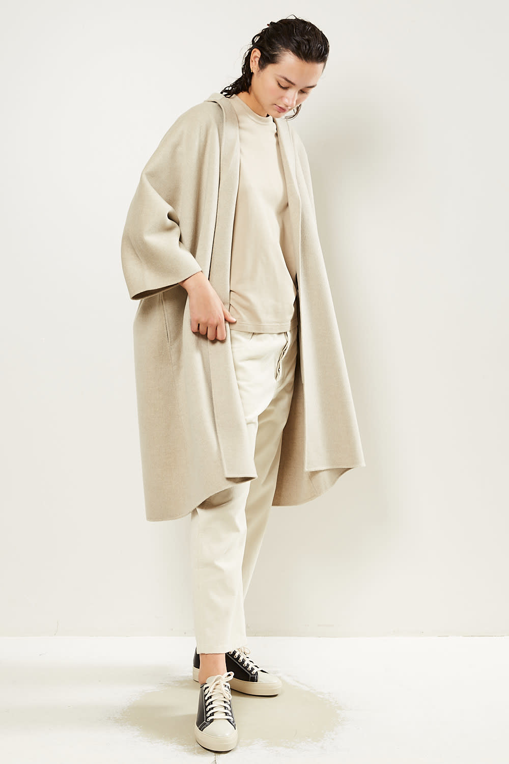 Sofie d'Hoore - Carra double faced wool cashmere coat
