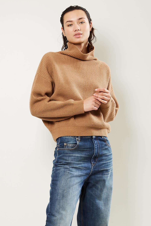Isabel Marant - Brooke cashmere rib sweater