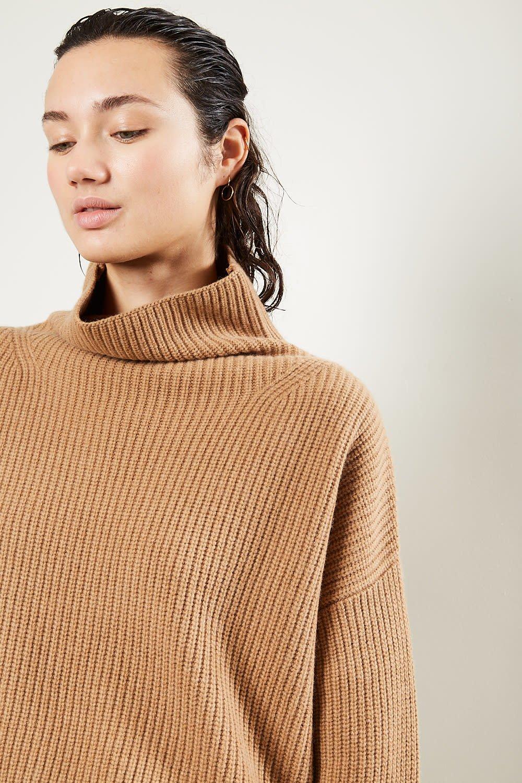 Isabel Marant Brooke cashmere rib sweater