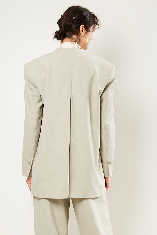 Aeron - Anjali loose fit slit back jacket