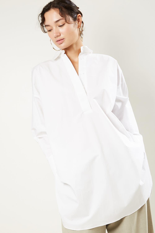 Aeron - Fiorella cotton polplin shirt