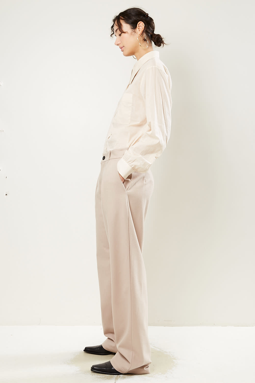 Monique van Heist - Natasja straight wool pants