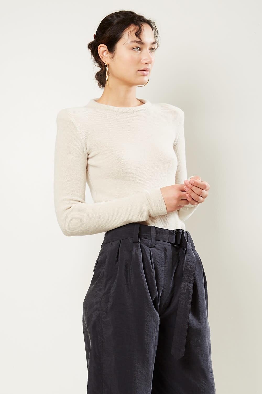 Lemaire - Shoulder pad top