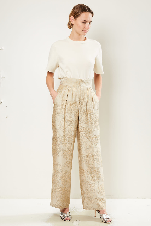 inDRESS - Flower pants