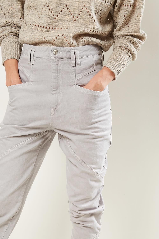 Isabel Marant - Nadeloisa slouchy jeans