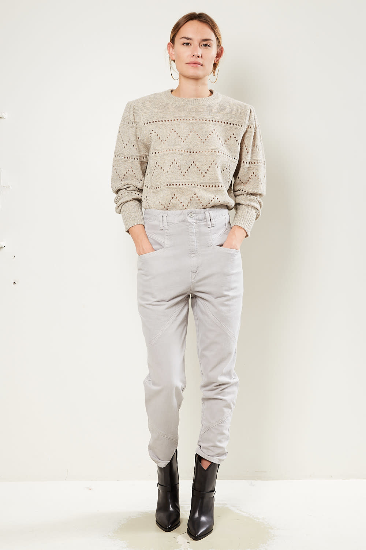 Isabel Marant Nadeloisa slouchy jeans
