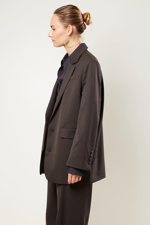 Les Coyotes de Paris - Nanda wool blend jacket