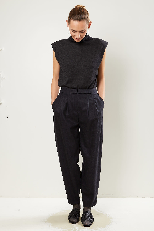loulou studio - Farina wool pants