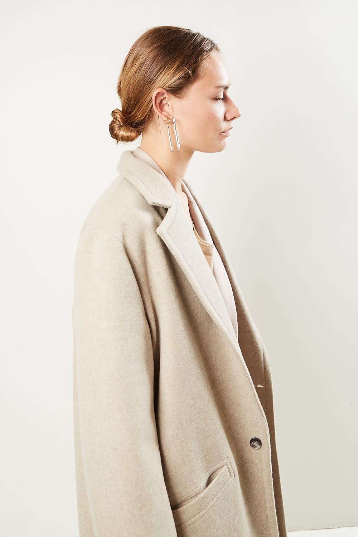 Monique van Heist - Overcoat 2 loden