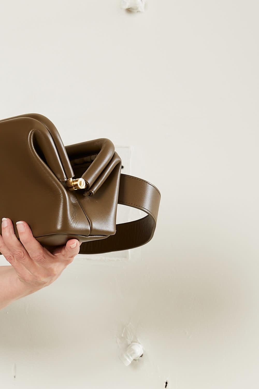 Osoi - Peanut brot cross body belt bag