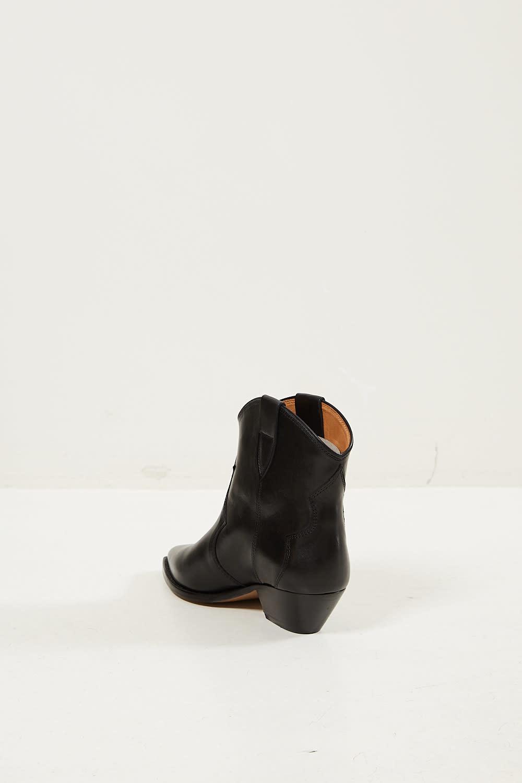 Isabel Marant - Dewina leather iconic low boots