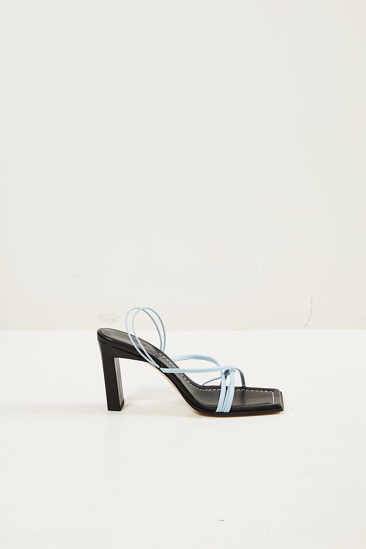Wandler - Joanna lambskin leather sandal