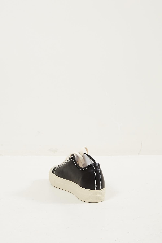 Sofie d'Hoore - Fox nappa leather sneaker