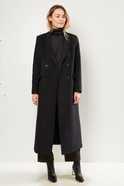 Ganni Outerwear wool coat