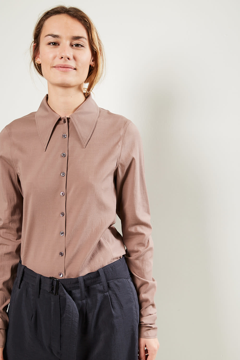 Lemaire - Fitted shirt