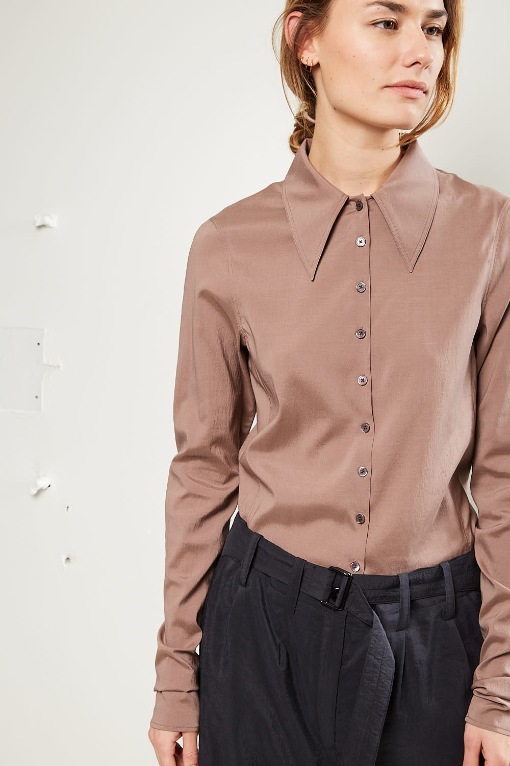 Lemaire Fitted shirt