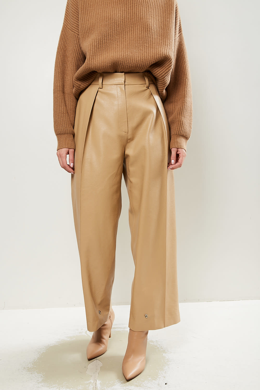 Drae - Ian faux leather pants