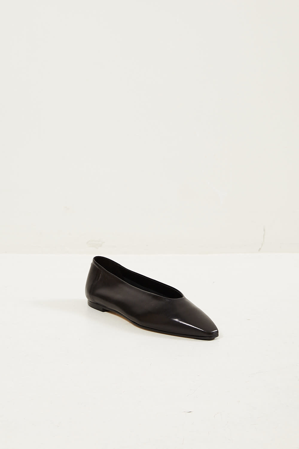 Aeyde Betty nappa leather flats
