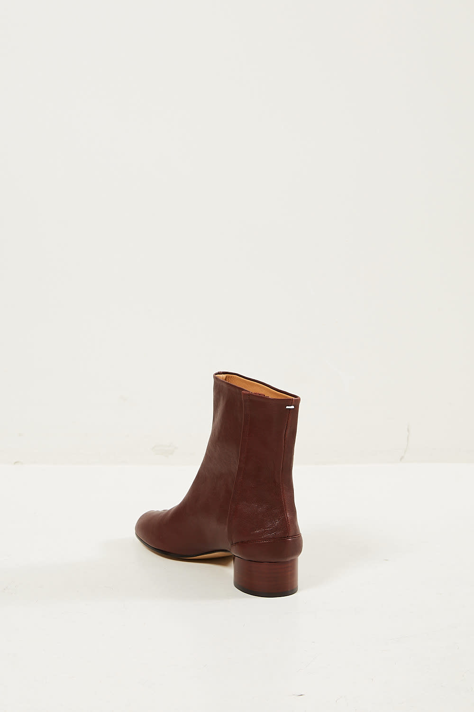 Maison Margiela - Tabi vintage soft leather boots