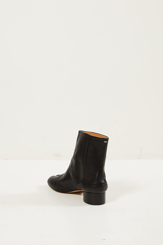Maison Margiela - Tabi vintage leather boots
