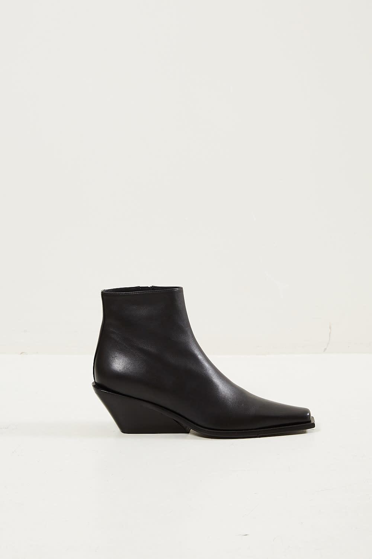Ann Demeulemeester - Vitello fine boots