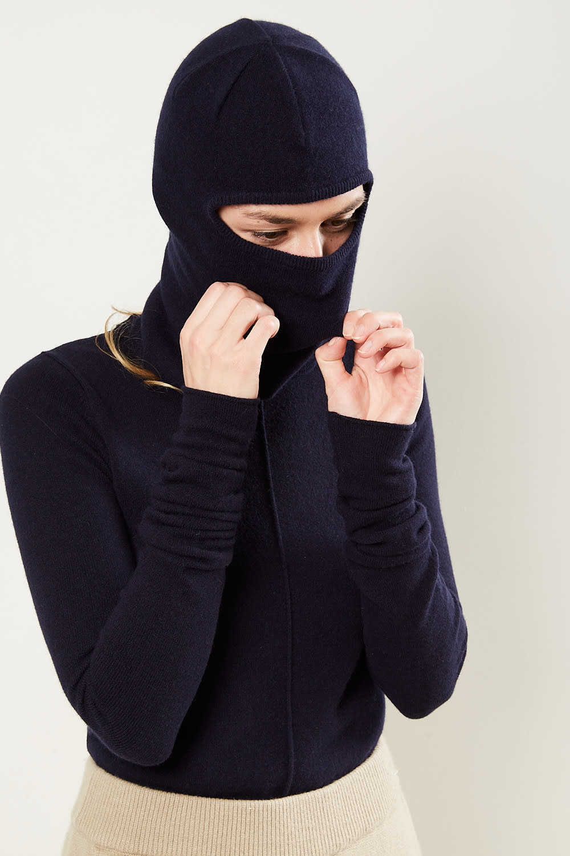 extreme cashmere - No78 popies bivak hat