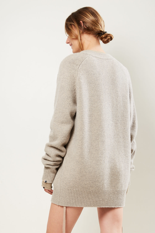 extreme cashmere - No82 papi very oversized unisex cardigan