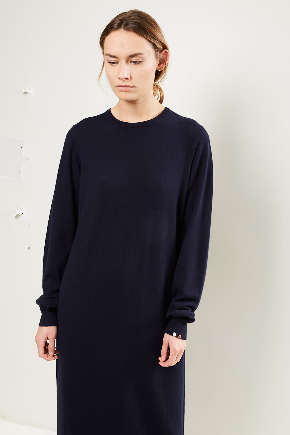extreme cashmere No95 tiamo long dress