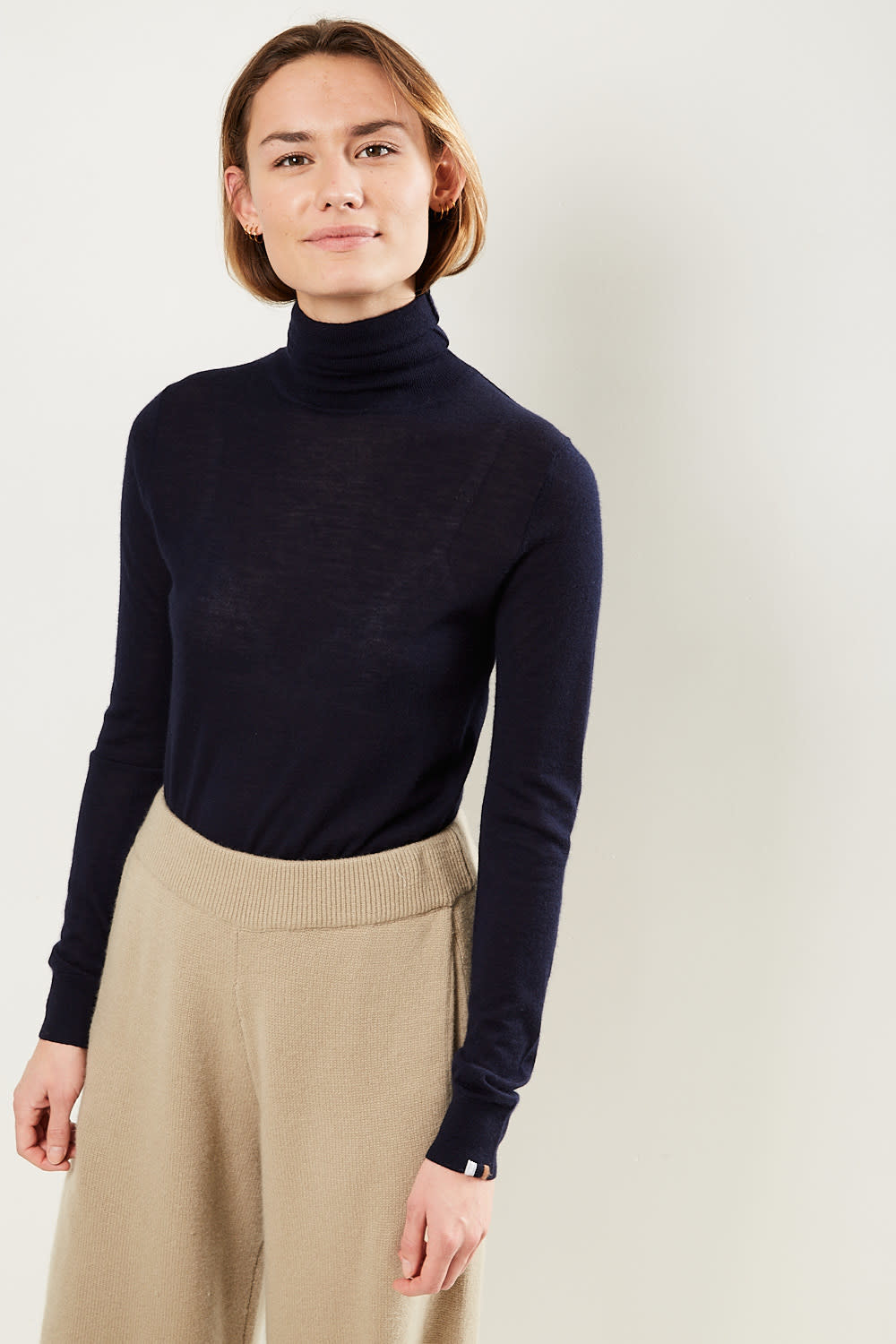 extreme cashmere - No96 breeze rollneck sweater